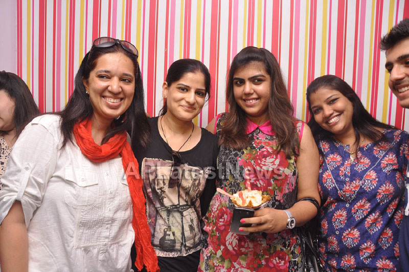Bollywood Actor Ayushman Khurana launches Cream stone Flavours - Picture 8