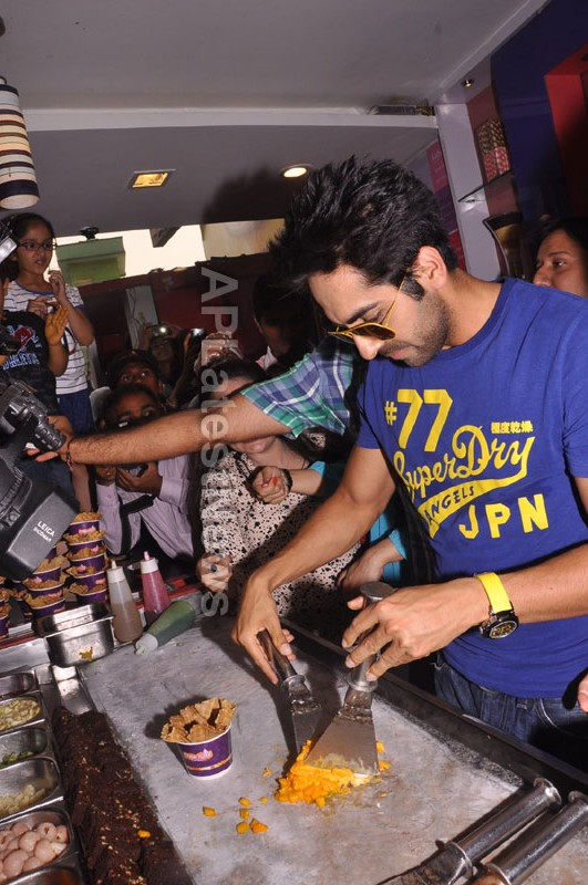 Bollywood Actor Ayushman Khurana launches Cream stone Flavours - Picture 7