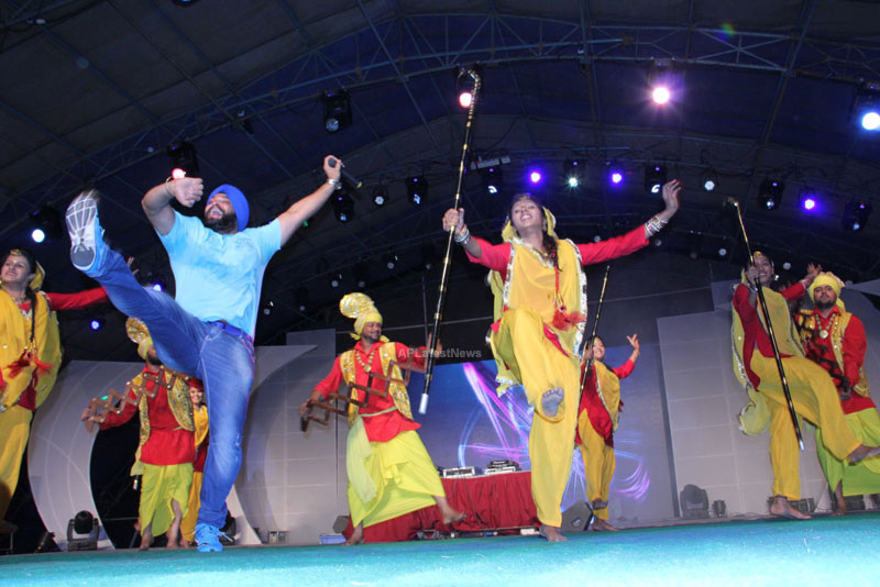 RDB - Live concert held at Baisakhi Celebrations 2013 - Picture 4