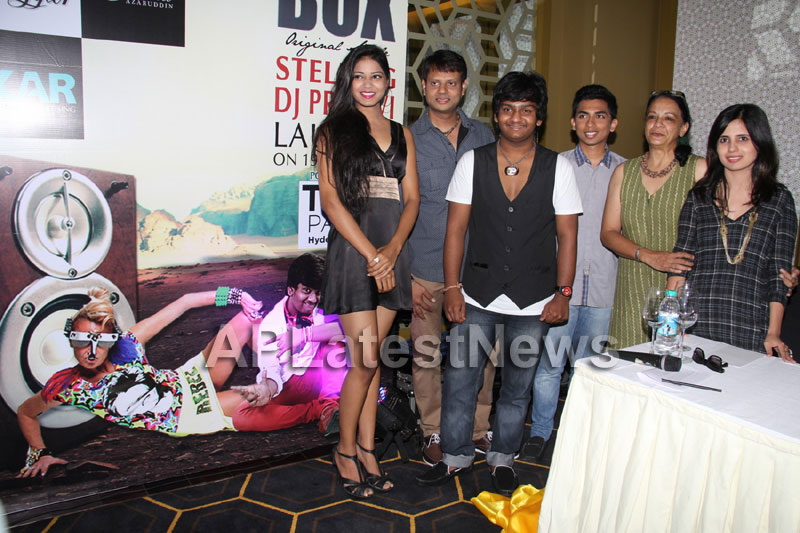 BEAT THE BOX - Internt Pop Album to be launched on 19th Oct, Hyd - DJ Prithvi, Stella G - Picture 2