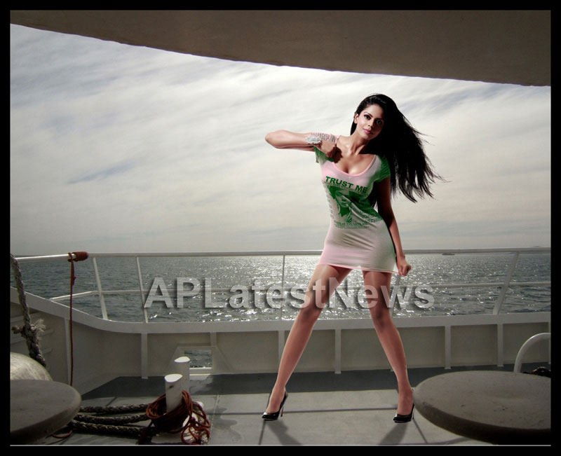Bhairavi Goswamis Long Legs walk to stardom with - The City That Never Sleeps - Picture 4