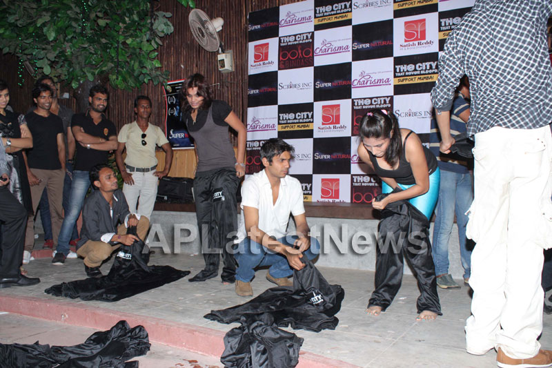 Bollywood star support The City That Never Sleeps Mumbai Campaign - Picture 3