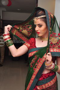 Bridal Make-up to the women of Hyderabad at Lakme, Kondapur and Somajiguda - Picture 14