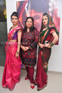 Bridal Make-up to the women of Hyderabad at Lakme, Kondapur and Somajiguda - Picture 4