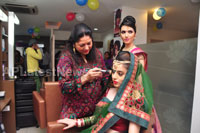 Bridal Make-up to the women of Hyderabad at Lakme, Kondapur and Somajiguda - Picture 1