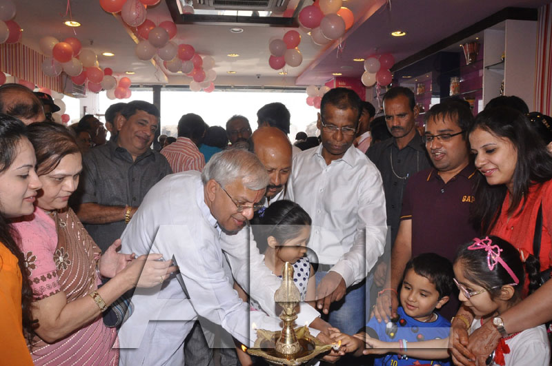 Cream Stone Ice-cream outlet opened at Kukatpally by Mr AK Khan - Picture 4