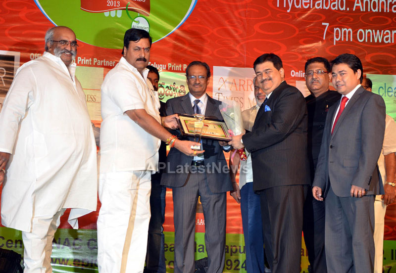 Epicurus, Sihra give away 60 south India hospitality awards - Picture 2