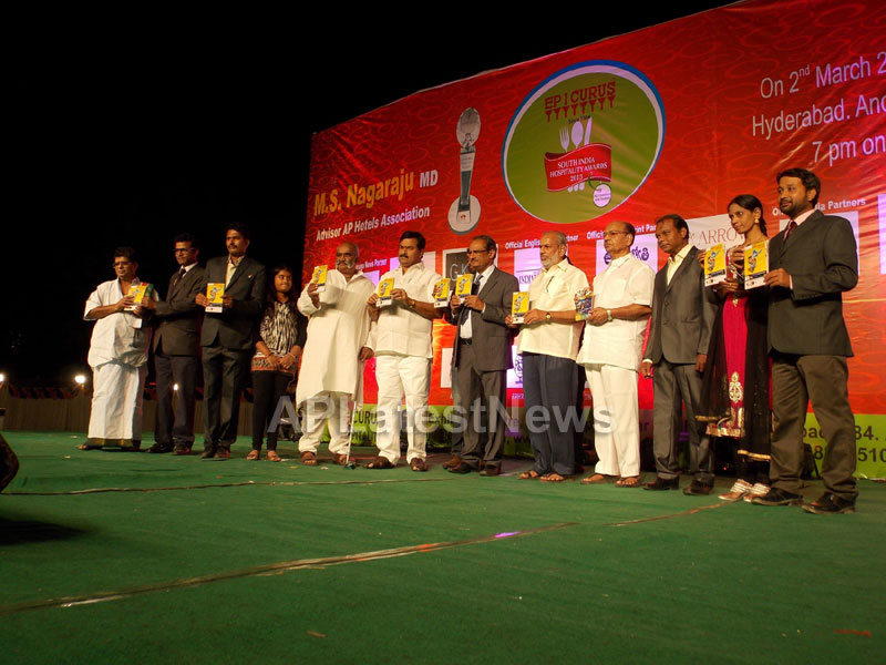 Epicurus, Sihra give away 60 south India hospitality awards - Picture 6