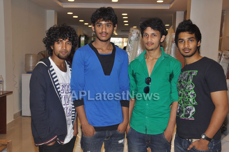 Hall of Furniture Launched at Banjara hills Inaugurated By 3G Love Movie Team - Picture 13
