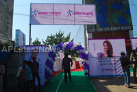 Homeo Trends Hospital Opened Inaugurated by Tollywood Actress Pranitha