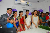 Homeo Trends Hospital Opened Inaugurated by Tollywood Actress Pranitha - Picture 3