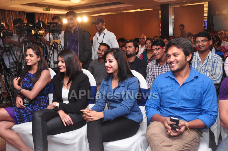 Homeo Trends Launched by Tollywood Actress Nikitha, Asmita and Swathi, Hyderabad - Picture 17