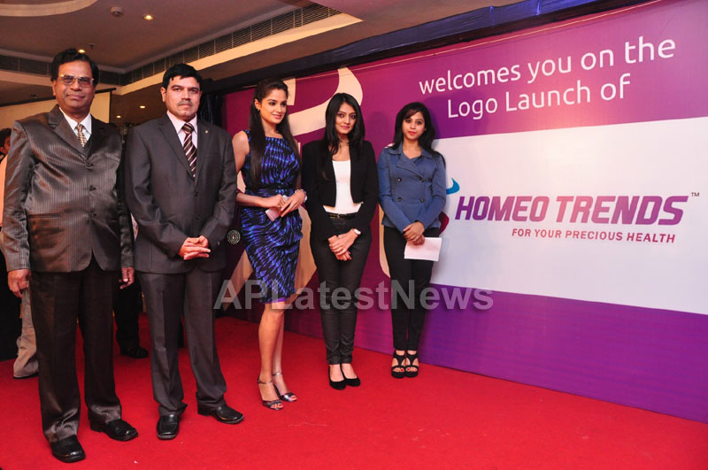 Homeo Trends Launched by Tollywood Actress Nikitha, Asmita and Swathi, Hyderabad - Picture 9