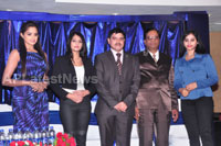 Homeo Trends Launched by Tollywood Actress Nikitha, Asmita and Swathi, Hyderabad