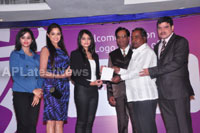 Pictures of Homeo Trends Launched by Tollywood Actress Nikitha, Asmita and Swathi, Hyderabad