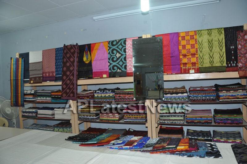 Pochampally IKAT Mela 2013 - Somajiguda - Picture 5