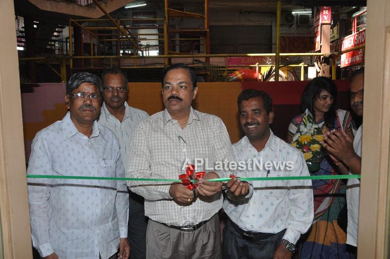 Pochampally IKAT Mela 2013 - Somajiguda - Launched by Chiranjivulu - Picture 4