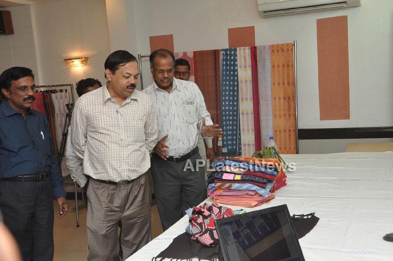 Pochampally IKAT Mela 2013 - Somajiguda - Launched by Chiranjivulu - Picture 13
