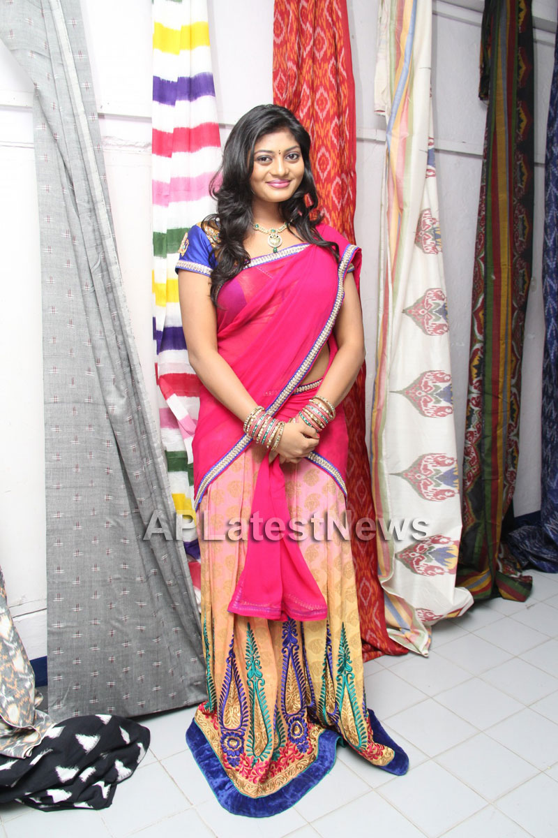 Artisans showcase their work at Pochampally IKAT Art Mela - Actress Sowmya, Secunderabad - Picture 8