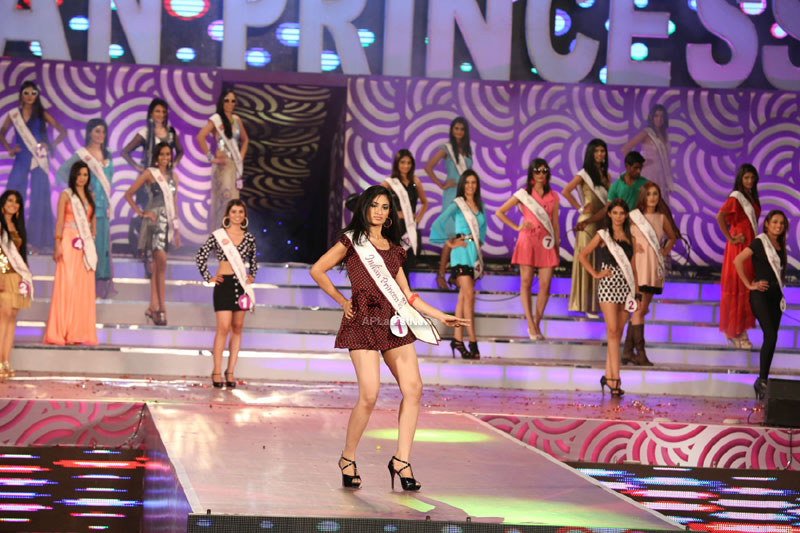 Indian Princess International Winners 2013 - Models Sizzle at Grand Finale - Picture 9