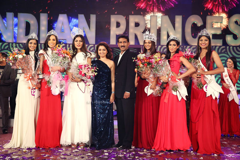 Indian Princess International Winners 2013 - Models Sizzle at Grand Finale - Picture 3