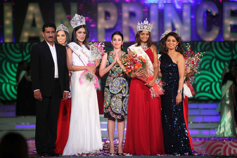 Indian Princess International Winners 2013 - Models Sizzle at Grand Finale - Picture 10
