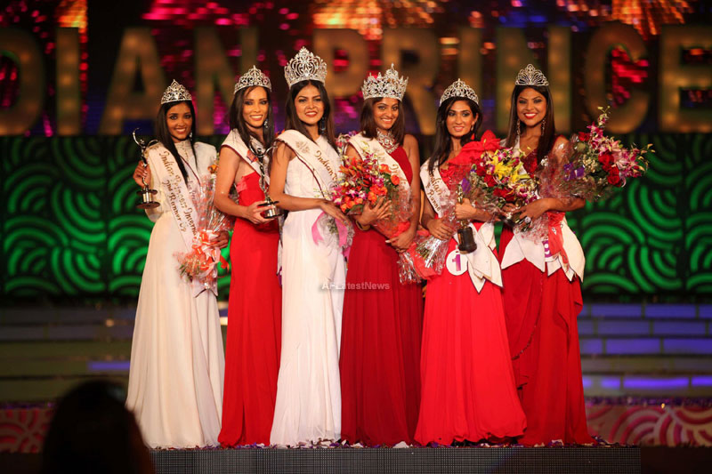 Indian Princess International Winners 2013 - Models Sizzle at Grand Finale - Picture 7
