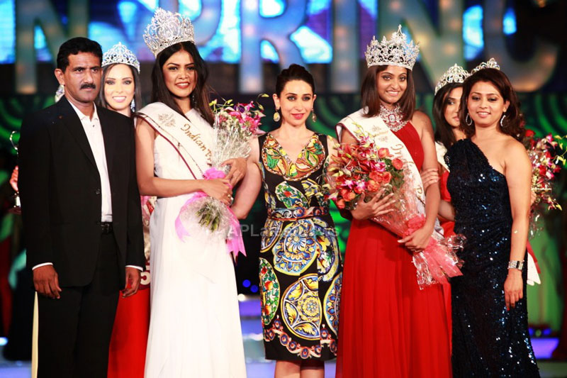 Indian Princess International Winners 2013 - Models Sizzle at Grand Finale - Picture 14