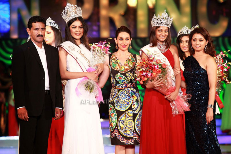 Indian Princess International Winners 2013 - Models Sizzle at Grand Finale - Picture 4
