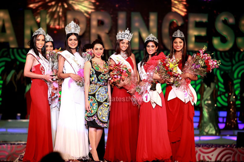 Indian Princess International Winners 2013 - Models Sizzle at Grand Finale - Picture 20