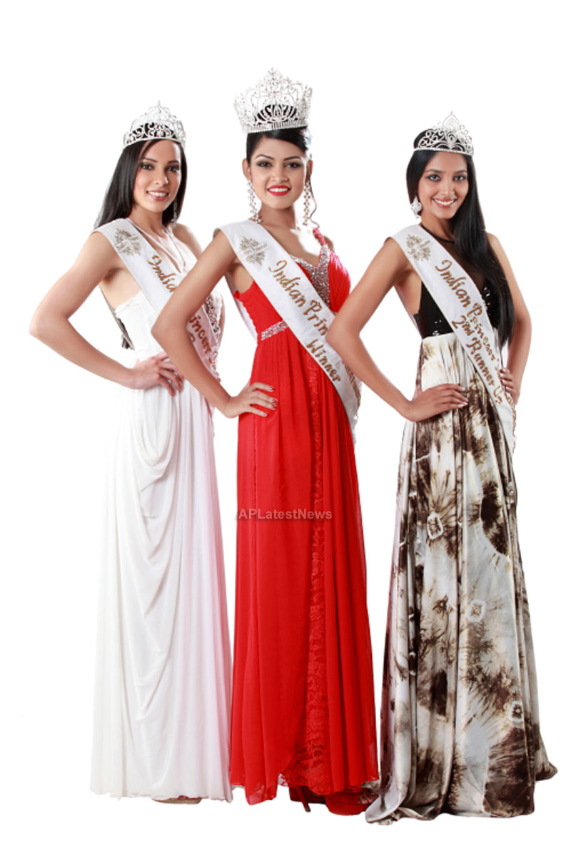 Indian Princess International Winners 2013 - Models Sizzle at Grand Finale - Picture 15