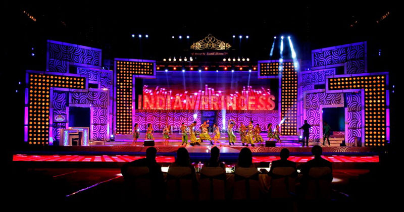 Indian Princess International Winners 2013 - Models Sizzle at Grand Finale - Picture 21