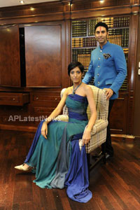 Jesse Randhawa and Sandip Soparrkar - most stylish couple of the year - Picture 2
