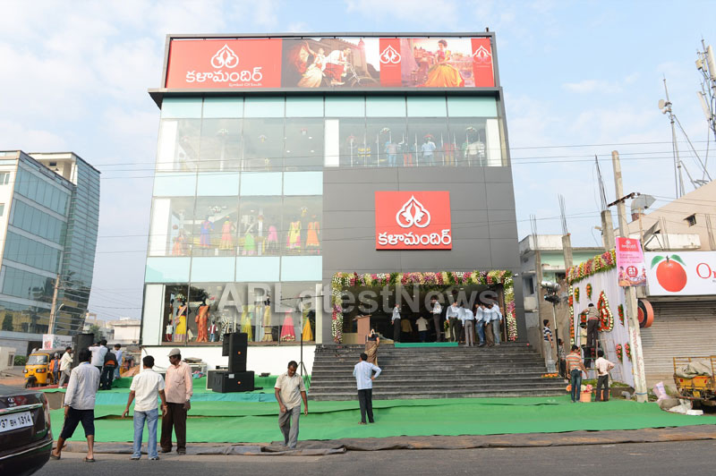 Kalamandir New Showroom launched at Rajahmundry and Kakinada - Picture 29