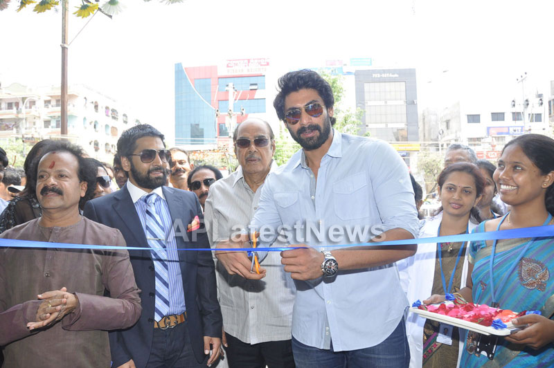 Maxivision Launches Super Speciality Eye Hospital at A.S.Rao Nagar - Picture 22