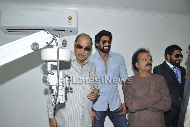 Maxivision Launches Super Speciality Eye Hospital at A.S.Rao Nagar - Picture 3