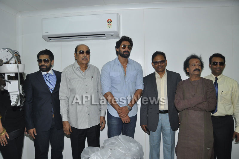 Maxivision Launches Super Speciality Eye Hospital at A.S.Rao Nagar - Picture 15
