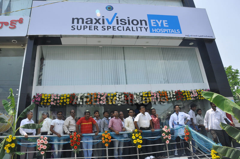 Maxivision Launches Super Speciality Eye Hospital at A.S.Rao Nagar - Picture 21