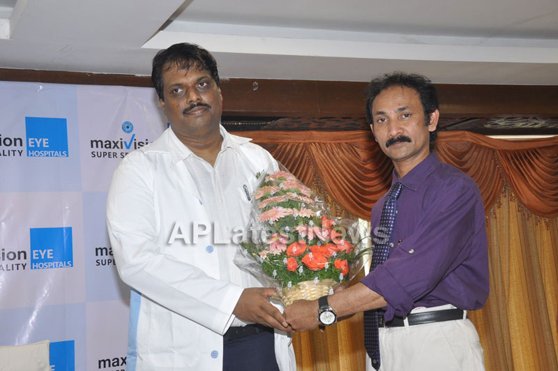 Maxivision Launches Super Speciality Eye Hospital at A.S.Rao Nagar - Picture 14