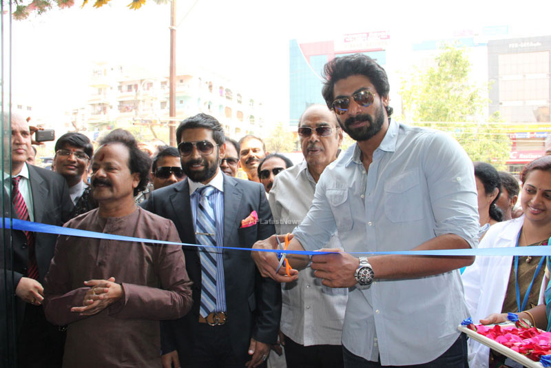 Maxivision Launches Super Speciality Eye Hospital at A.S.Rao Nagar - Picture 12