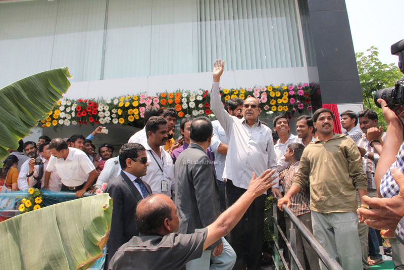 Maxivision Launches Super Speciality Eye Hospital at A.S.Rao Nagar - Picture 4