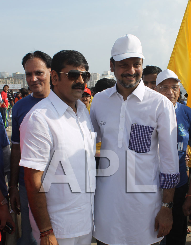 Mumbai Walks on International world peace day with the message of Human values - Picture 5