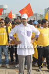 Mumbai Walks on International world peace day with the message of Human values