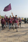 Mumbai Walks on International world peace day with the message of Human values - Picture 7