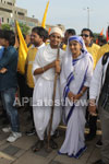 Mumbai Walks on International world peace day with the message of Human values - Picture 20