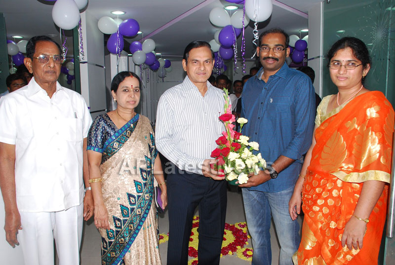 Naturals open Family Salon and Spa by Prema Ishq Kadal Movie Team, Bhimavaram - Picture 17