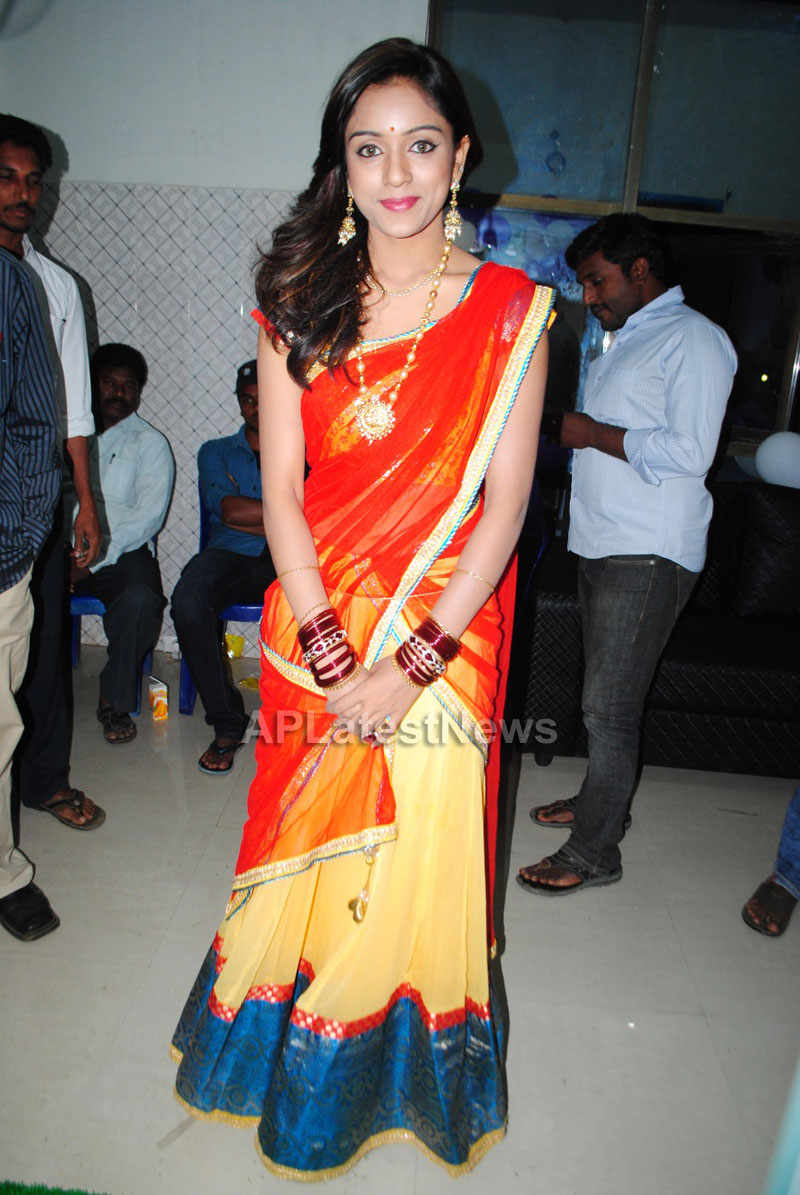 Naturals open Family Salon and Spa by Prema Ishq Kadal Movie Team, Bhimavaram - Picture 23