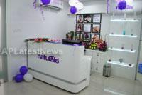 Naturals open Family Salon and Spa by Prema Ishq Kadal Movie Team, Bhimavaram - Picture 27