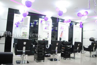 Naturals open Family Salon and Spa by Prema Ishq Kadal Movie Team, Bhimavaram - Picture 25