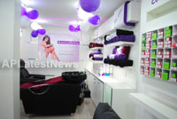 Naturals open Family Salon and Spa by Prema Ishq Kadal Movie Team, Bhimavaram - Picture 13